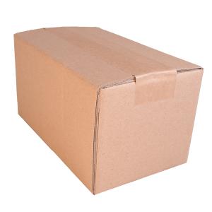 1-wellige Faltkartons Fefco 0201