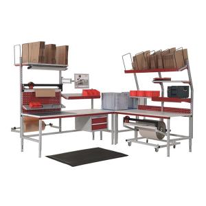 Pack- und Arbeitsplatzsysteme